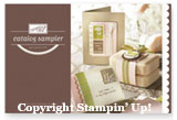 View/download this sampler as Stampin' Up! will run promotions from it throughout the year!